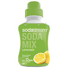 Buy SodaStream Lemonade Mixer, 0.5L Online at johnlewis.com