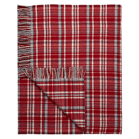 Buy Avoca Scottie Pure New Wool Throw Online at johnlewis.com