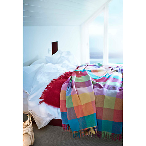 Buy Avoca Circus Pure New Wool Throw Online at johnlewis.com