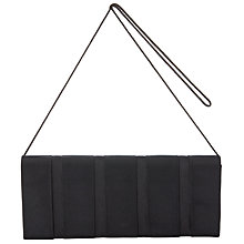 Buy John Lewis Sandi Grosgrain Clutch Handbag Online at johnlewis.com