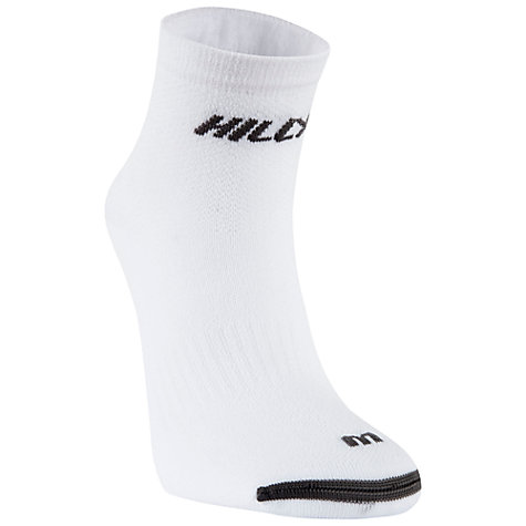 Buy Hilly Monoskin Lite Anklet Men's Socks, White Online at johnlewis.com