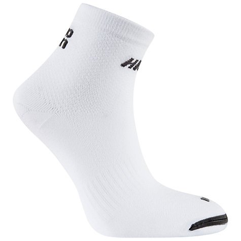 Buy Hilly Monoskin Lite Anklet Socks, White Online at johnlewis.com