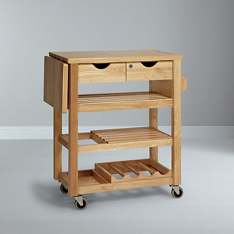 Buy John Lewis Viva Butcher's Trolley Online at johnlewis.com