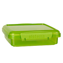 Buy Sistema Sandwich Box, Assorted Online at johnlewis.com