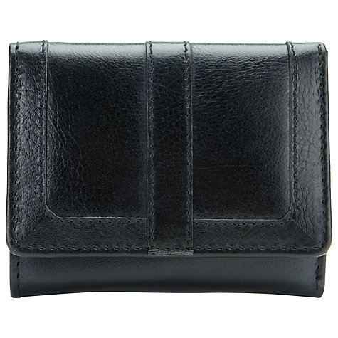 Buy John Lewis Emma Credit Card Holder, Black Online at johnlewis.com