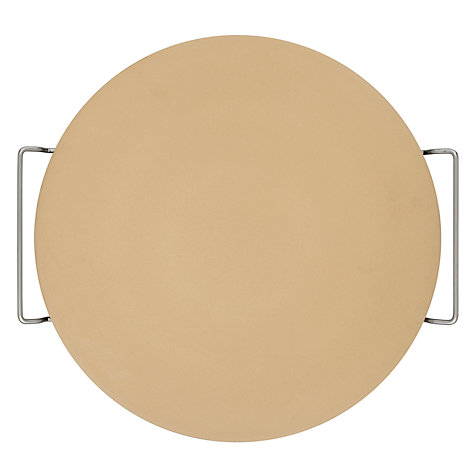 Buy John Lewis Pizza Stone, 38cm Online at johnlewis.com