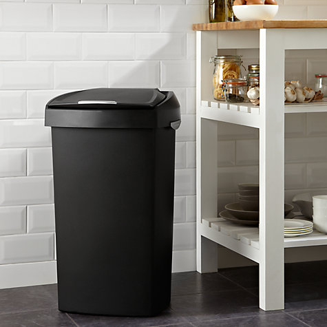 Buy simplehuman Soft Touch Bin, 60L Online at johnlewis.com