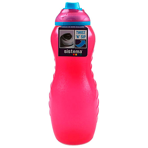 Buy Sistema Davina Sports Bottle, 700ml, Assorted Online at johnlewis.com
