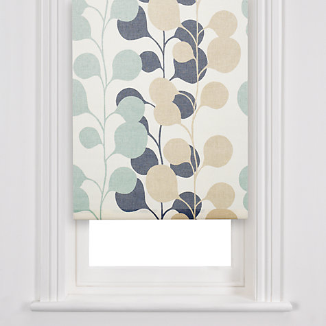 Buy Harlequin Pod Roller Blind, Blue Online at johnlewis.com