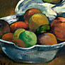 Paul Gauguin- Bowl of Fruit 2