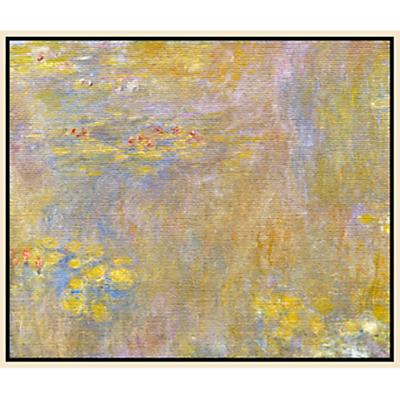 Claude Monet- Waterlilies, after 1916