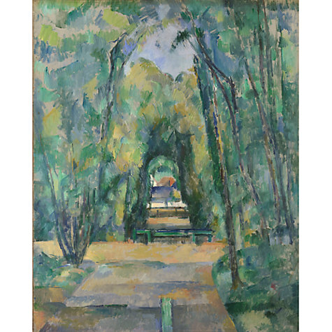 Buy Paul Cezanne- Avenue at Chantilly Online at johnlewis.com