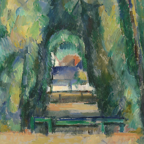 Buy Paul Cezanne- Avenue at Chantilly 1 Online at johnlewis.com