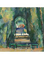 Paul Cezanne- Avenue at Chantilly 1