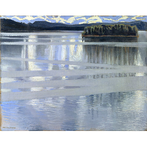 Buy Akseli Gallen-Kallela- Lake Keitele Online at johnlewis.com