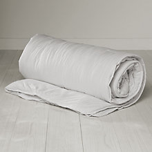 Buy little home at John Lewis Quick Dry Hollowfibre Bed Set Online at johnlewis.com