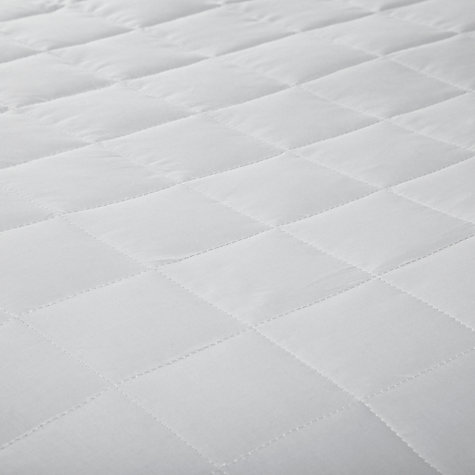 Buy John Lewis Quick Dry Quilted Mattress Protectors, Depth 32cm Online at johnlewis.com