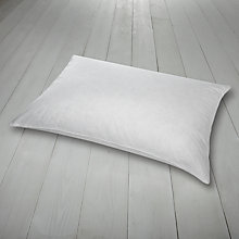 Buy John Lewis Duck Feather and Down Pillow, Medium Support Online at johnlewis.com