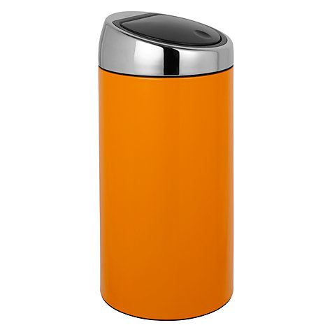 Buy Brabantia Touch Bin Deluxe, 45L Online at johnlewis.com