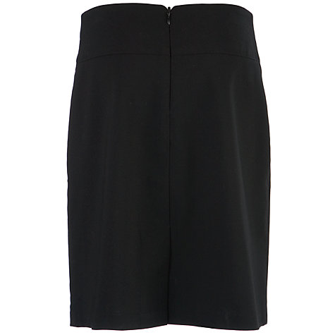 Buy John Lewis School Pencil Skirt, Black Online at johnlewis.com