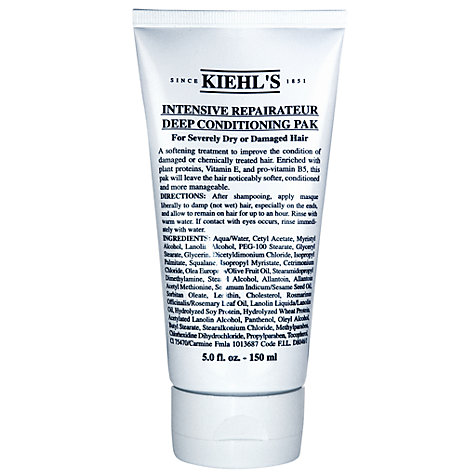Buy Kiehl's Superbly Smoothing Argan Hair Pak Online at johnlewis.com