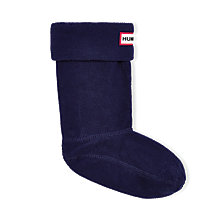 Buy Hunter Kids' Welly Socks Online at johnlewis.com