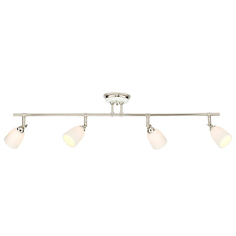 Buy John Lewis Valencia 4 Spotlight Ceiling Bar Online at johnlewis.com