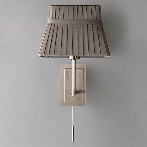 Buy John Lewis Audrey Wall Light Online at johnlewis.com