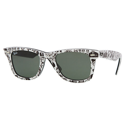 Buy Ray-Ban Unisex Original Wayfarer Sunglasses Online at johnlewis.com