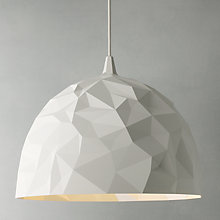 Buy Diesel with Foscarini Rock Ceiling Light Online at johnlewis.com