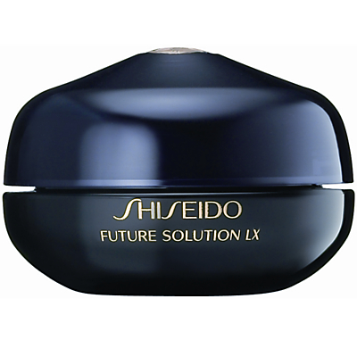 shop for Shiseido Future Solution LX Eye and Lip Contour Regenerating Cream, 15ml at Shopo