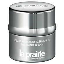 Buy La Prairie Cellular Moisturizer SPF15 The Smart Cream, 30ml Online at johnlewis.com