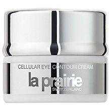 Buy La Prairie Cellular Eye Contour Cream, 15ml Online at johnlewis.com