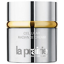 Buy La Prairie Cellular Radiance Cream, 50ml Online at johnlewis.com