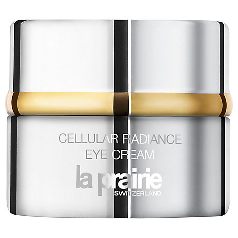 Buy La Prairie Cellular Radiance Eye Cream, 15ml Online at johnlewis.com