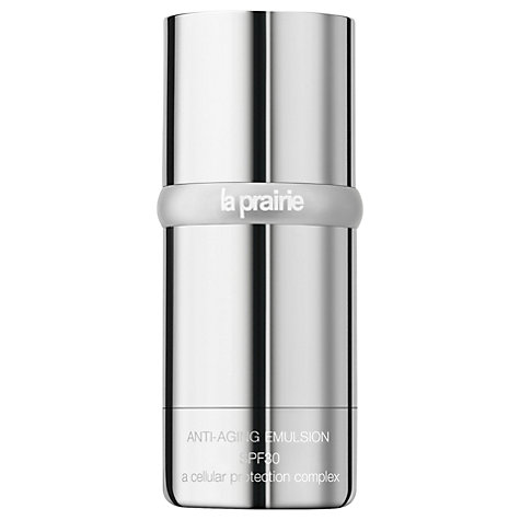Buy La Prairie Anti-Aging Emulsion SPF30, 50ml Online at johnlewis.com