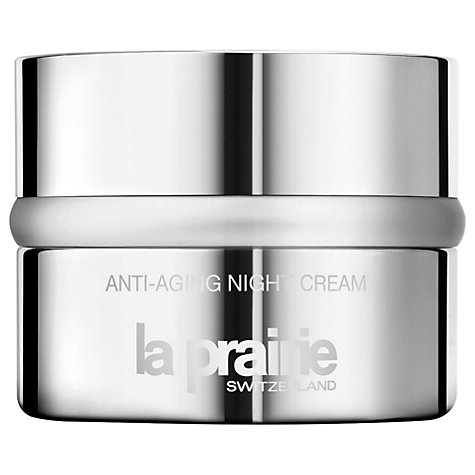 Buy La Prairie Anti-Aging Night Cream, 50ml Online at johnlewis.com
