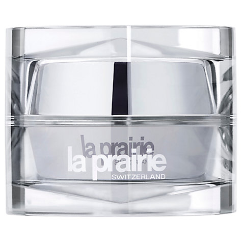Buy La Prairie Cellular Platinum Cream, 30ml Online at johnlewis.com