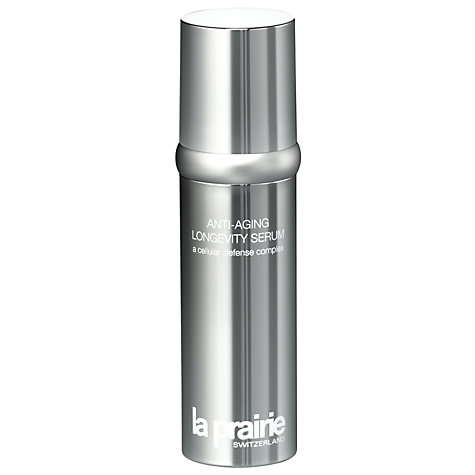 Buy La Prairie Anti-Aging Longevity Serum, 50ml Online at johnlewis.com