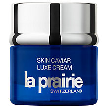 Buy La Prairie Skin Caviar Luxe Cream Online at johnlewis.com