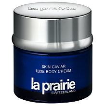 Buy La Prairie Skin Caviar Luxe Body Cream, 150ml Online at johnlewis.com
