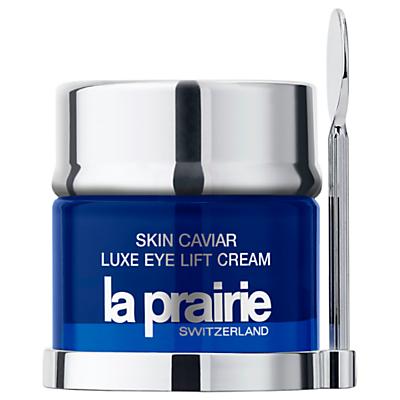 shop for La Prairie Skin Caviar Luxe Eye Lift Cream, 20ml at Shopo