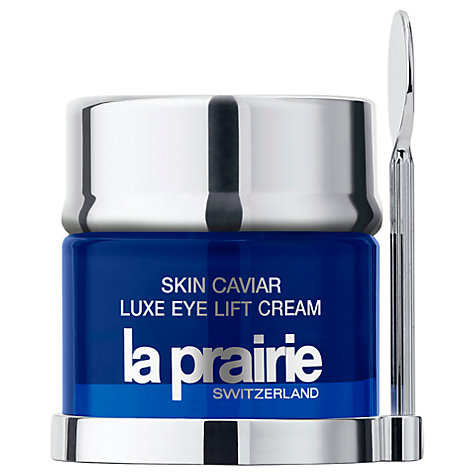 Buy La Prairie Skin Caviar Luxe Eye Lift Cream, 20ml Online at johnlewis.com