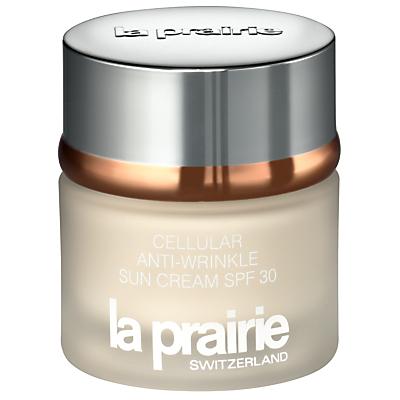 shop for La Prairie Cellular Anti-Wrinkle Sun Cream SPF30, 50ml at Shopo