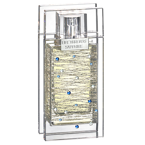 Buy La Prairie Life Threads Sapphire Eau de Parfum, 50ml Online at johnlewis.com