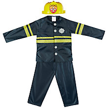 Buy John Lewis Fireman Dressing-Up Costume Online at johnlewis.com