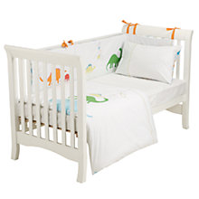 Buy John Lewis Dinosaur Bedding Range  Online at johnlewis.com