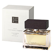 Buy Rituals No.14 Fresh Cypress & Tangerine Eau de Parfum for Men, 50ml Online at johnlewis.com