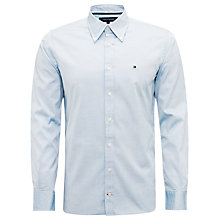 Buy Tommy Hilfiger Pinpoint Oxford Solid Shirt Online at johnlewis.com
