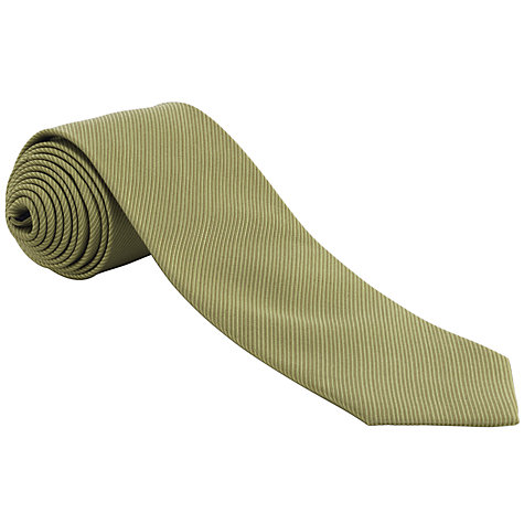 Buy John Lewis Twill Tie Online at johnlewis.com